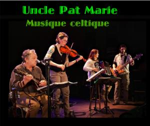 Uncle Pat Marie en Concert, musique irlandaise live